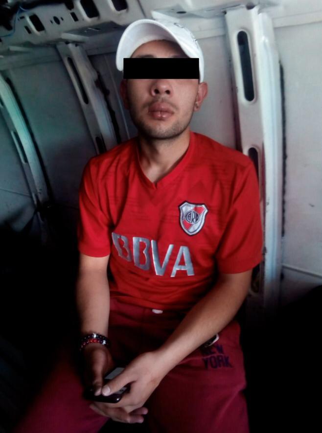 Contiene policía de Metepec presencia delictiva en la pila