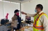 A tres meses de iniciada la pandemia la secretaria de salud y el aeropuerto de Toluca implementan medidas para prevenir el covid-19