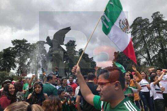 Gana México, tiembla la tierra