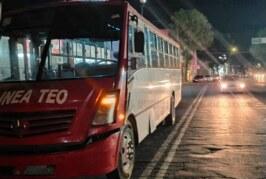 Capturan a posible implicado en el delito de robo a bordo del transporte público