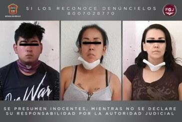 Inician proceso legal contra tres personas por el delito de extorsión en agravio de una empleada de una tienda oxxo