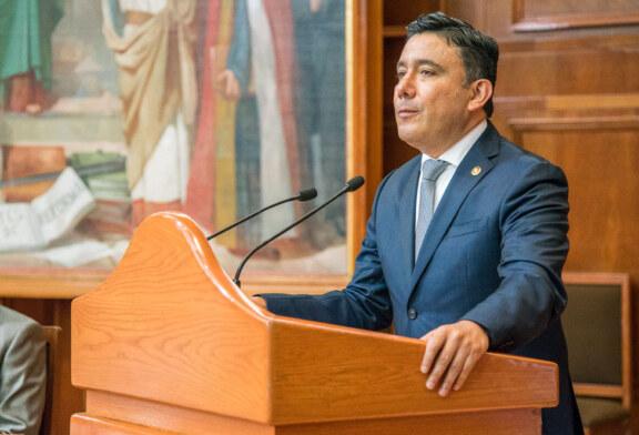 Se sustenta sistema estatal anticorrupción en legislación de vanguardia: Cruz Roa