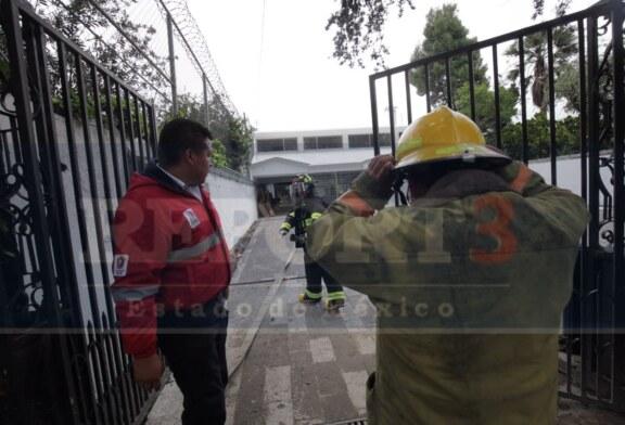 Detectan fuga de gas a unos metros de casa Estado de México en Colon