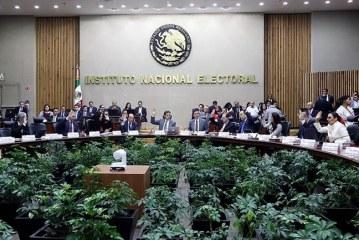 La democracia que pregona el INE, acabó en «El parto de los montes»; Pagaremos a los partidos políticos 6 mil 788 mdp