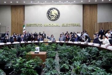 """La democracia que pregona el INE, acabó en """"El parto de los montes""""; Pagaremos a los partidos políticos 6 mil 788 mdp"""