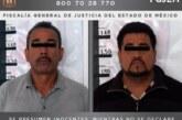 Aprehende FGJEM a dos sujetos que habrían intentado asesinar a un hombre en Ecatepec