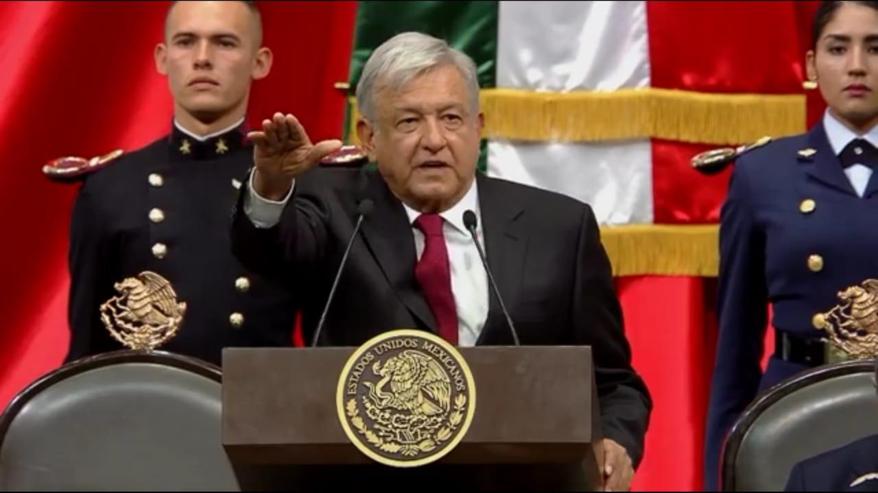 Termina la era del neo-liberalismo, comienza la Cuarta Transformación; La era de Andrés Manuel López Obrador