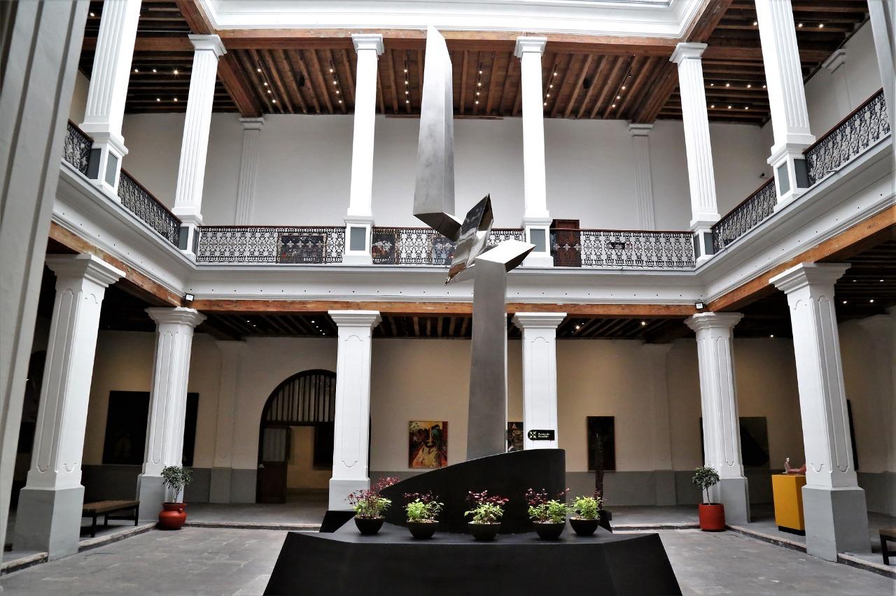 Es museo de bellas artes el recinto más antiguo de Toluca