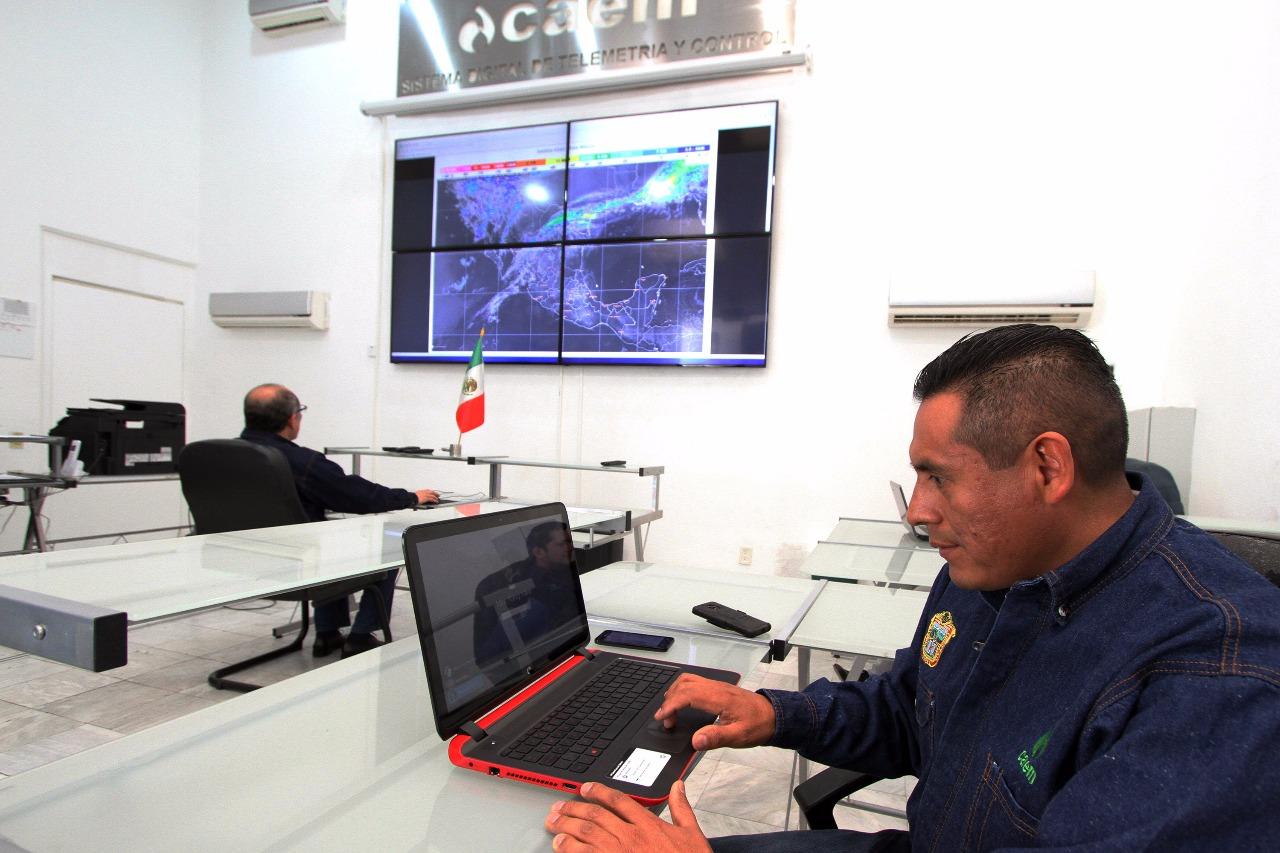 Cuentan mexiquenses con el COMCI para reportar emergencias por la temporada de lluvia