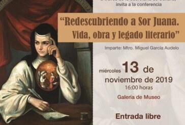 Celebran natalicio de Sor Juana Inés de la Cruz en el centro cultural mexiquense bicentenario y en Nepantla