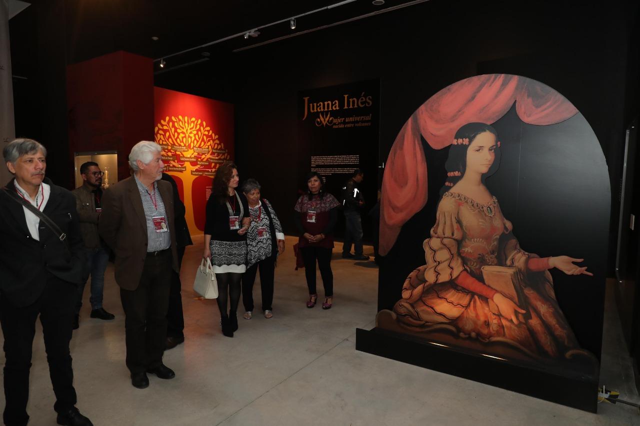 Mantiene secretaría de cultura exposiciones abiertas al público durante junio