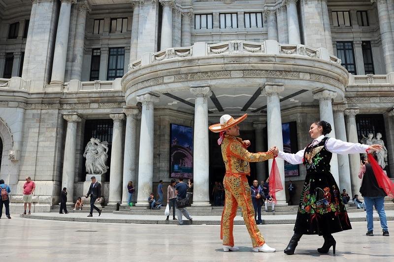 Anuncian segunda presentación del ballet folclórico del Estado de México, en Bellas Artes
