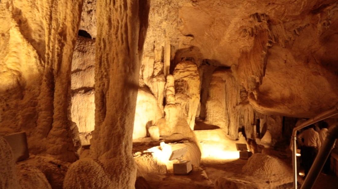Informan de reapertura de grutas de la estrella en cultura, turismo y deporte en un click 3.0