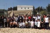 Inicia en la UAEM torneo de voleibol de playa
