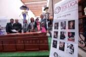 Anuncian convención internacional de fotógrafos en Toluca.