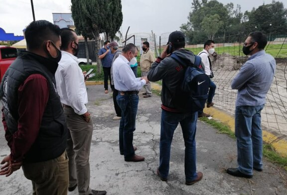 Denuncian opacidad en obra que autorizó el gobierno mexiquense