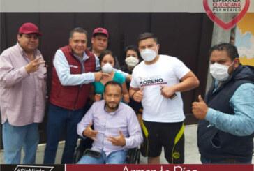 Se enfrentan Juan Rodolfo vs Ricardo Moreno por el cosmovitral