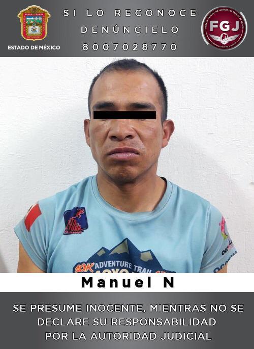 Aprehenden a un sujeto investigado por un doble homicidio en el municipio de La Paz