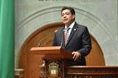 Tolerancia y diálogo, pilares de la 59 legislatura: Miguel Sámano