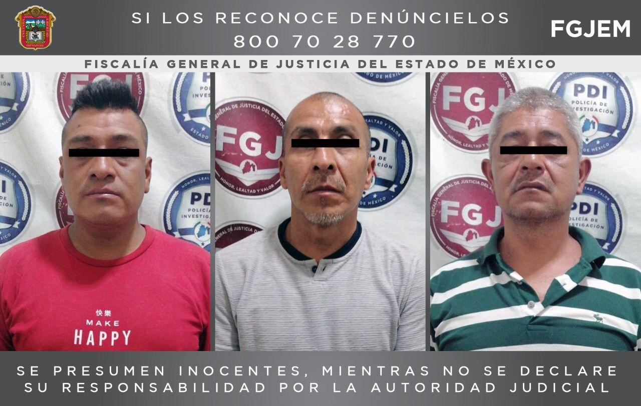 Desmantela FGJEM un punto de venta de droga en Naucalpan
