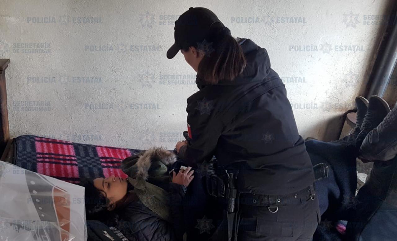 Extranjera quien presentó signos de mal de montaña en el Xinantécatl fue auxiliada por personal de la secretaría de seguridad