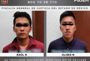 Procesan a dos sujetos por el delito de robo con violencia