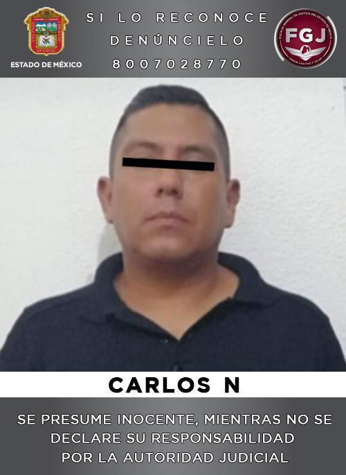 Consigue FGJEM vinculación a proceso de policía municipal de Ecatepec investigado por el homicidio de un comerciante