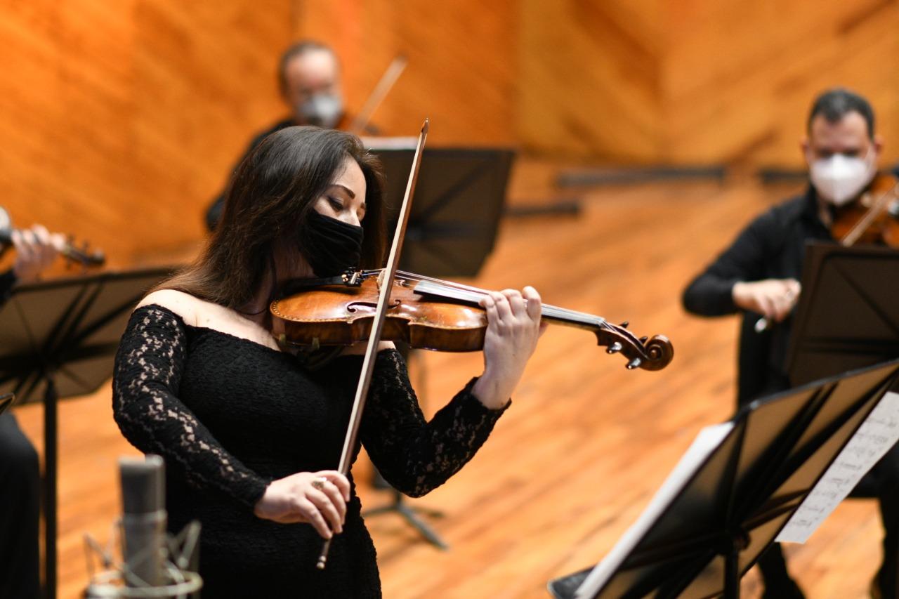Estrena OSEM dos obras de compositores mexicanos bajo la dirección de Luis Manuel García Peña