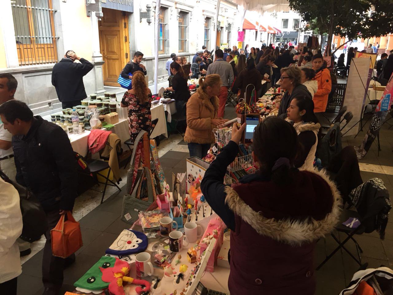 Invitan autoridades de Toluca a la Expo MiPyME 2018