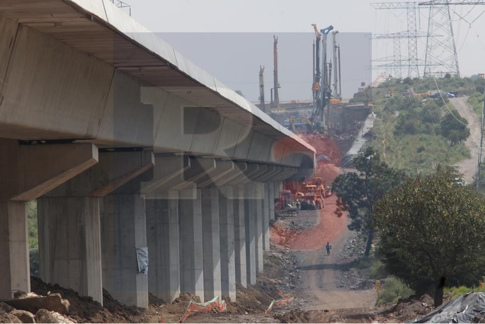 Un nuevo atraso a la obra del tren interurbano