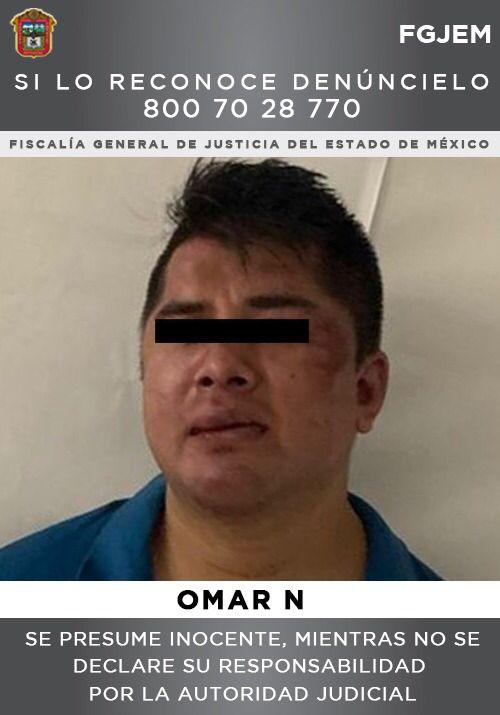 Vinculan a proceso a sujeto que intentó asesinar a una mujer y un menor de dos años, en Atizapán de Zaragoza