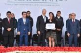 Acuden diputados a la ceremonia del 109 aniversario del inicio de la revolución mexicana