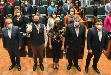 Por unanimidad, designa la 60 legislatura a Alfredo Medellín como director general de comunicación social