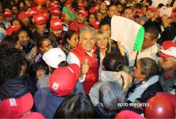 Arranca Fernando Zamora su campaña por Toluca