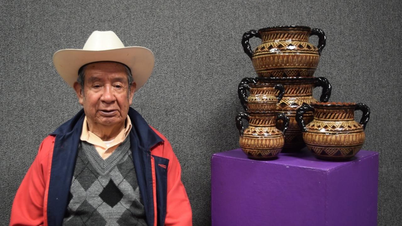 """Expresan ganadores del certamen """"artesano mexiquense. Manos que dan vida"""" el significado de su labor"""