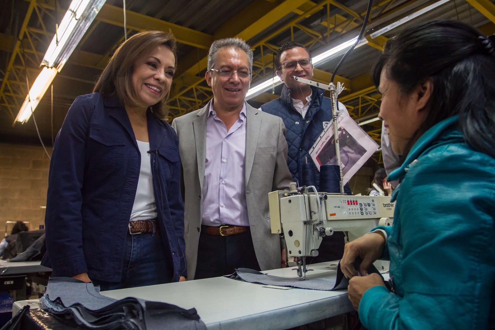 Apoyaré a emprendedores y crearé un millón de empleos: Josefina Vázquez Mota