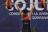 Conquistan mexiquenses competencia de halterofilia del nacional juvenil 2019