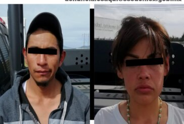 Aprehendieron a dos probables integrantes de una banda dedicada al robo de vehículos