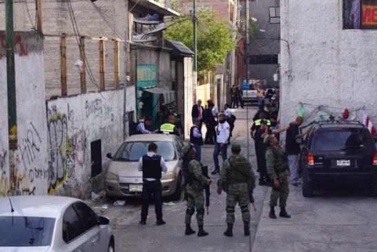"""Deja saldo de 60 detenidos operativo rastrillo """"Tlalnepantla v"""""""