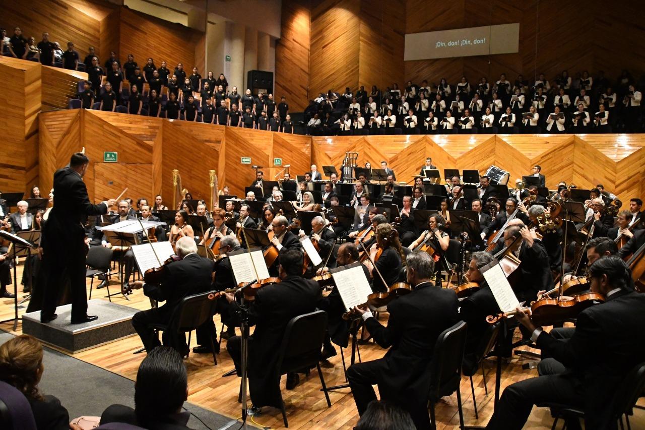 "Ofrece OSEM concierto en la sala ""Felipe Villanueva"""