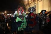 Reúne Desfile Monumental a más de 15 mil Catrinas y Catrines