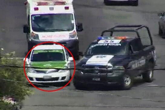 Cerco virtual ayudó en la captura de una persona probablemente relacionada en robo de vehículo