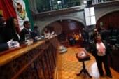 Aprueba legislatura ejercicio  fiscal 2018