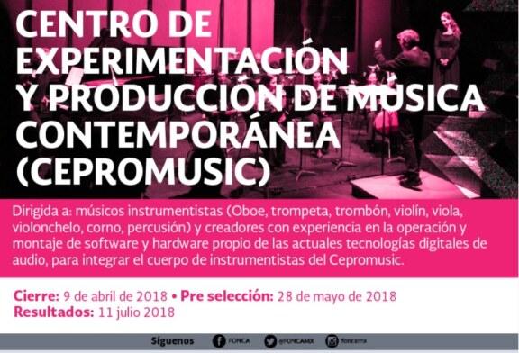 Apoya secretaría de cultura mexiquense búsqueda de talentos