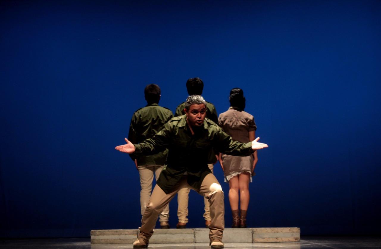 Invitan a mexiquenses a disfrutar de la muestra estatal de teatro
