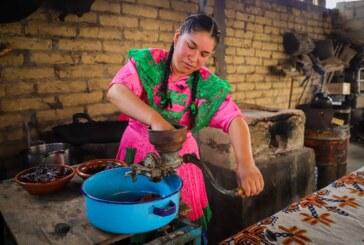 Comparten receta del mole tradicional mazahua