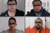 Detienen a cuatro sujetos que ingresaron de manera violenta al centro de atención ciudadana de la FGJEM en la paz
