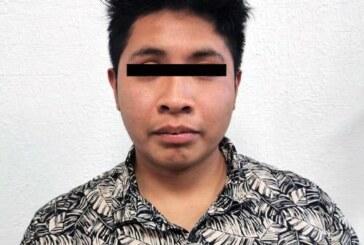 Detienen a sujeto investigado por un homicidio en Chalco