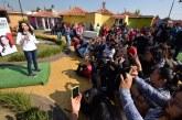Carolina y Miguel Ángel son los candidatos a vencer: Carolina Monroy