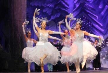 Todo listo en Toluca para disfrutar el ballet El Cascanueces